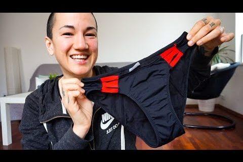 I Tried Lilova Period Underwear